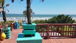 Folly Beach Vacation Rental 919 East Arctic Upstairs