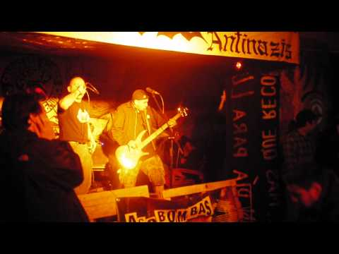 GRITO SUDAKA - Kinta Krew Festival 01
