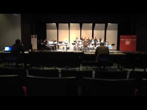 East Central College Jazz Clinic Union Mo Spring 2016