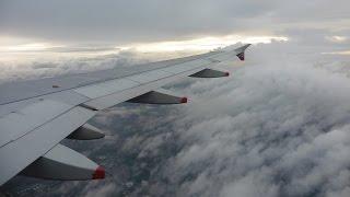 British Airways Airbus A319 ✈ FULL FLIGHT London Heathrow to Frankfurt