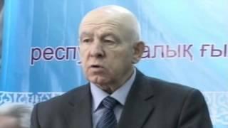 Қайым  Мұхамедханов - 95 летие. Теленовости  г. Семей   ( 21 окт.  2011 год )