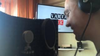 Студия звукозаписи VARTA Rec. - видео обзор #3 (март 2016)
