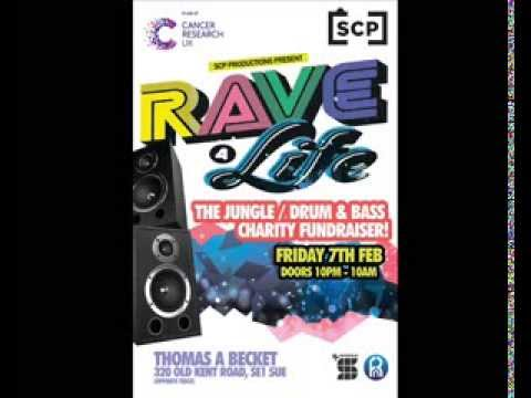 RAVE4LIFE DNB with BLACKMARKET AND THE RAGGA TWINS CREW AKA RTC AND SO MUCH MORE