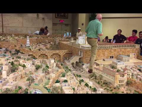 Jerusalem Model AD 66