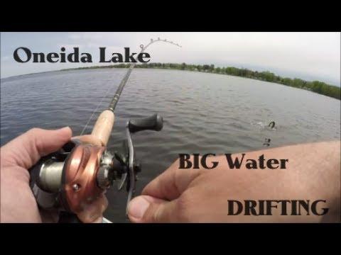 Pike Fishing Oneida Lake | Drifting For Northern Pike And More!!!