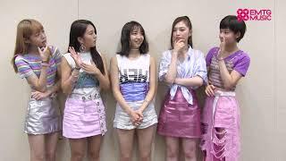 EMTG MUSIC にて東京パフォーマンスドールのインタビュー&コメント動画...