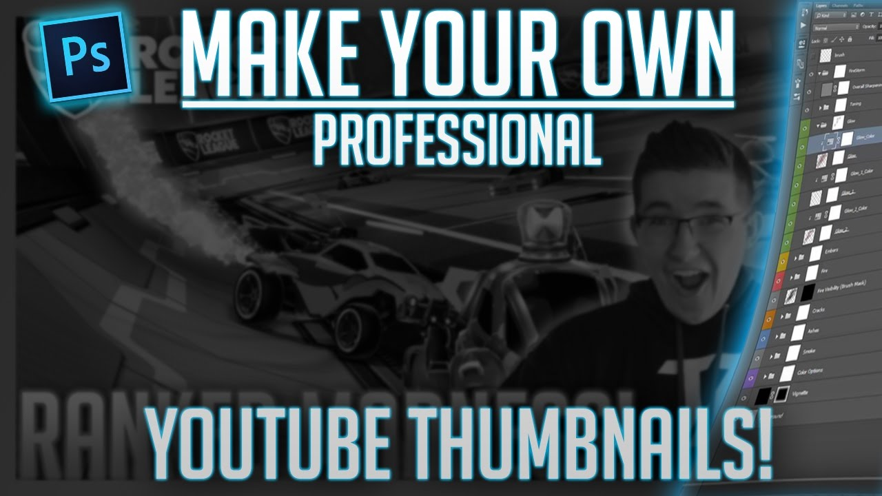 how to change thumbnail on youtube 2018