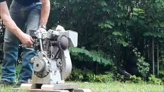 Bernard Moteurs - Petrol / Gasoline Engine - Model 810