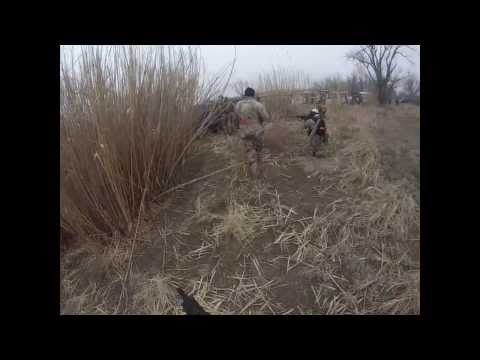 American Milsim OP:  End State Route 19-2 Airsoft Pt. 1