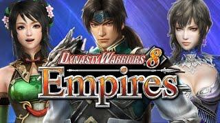 Dynasty Warriors 8 Empires Chaos Empire Mode Episode 1