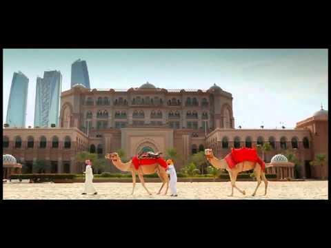 Emirates Palace, Abu Dhabi - Destinology