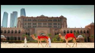 Emirates Palace, Abu Dhabi - Destinology