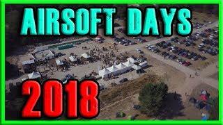 GsP Airsoft Days 2018 Aftermovie - Eine GEILE Zeit!