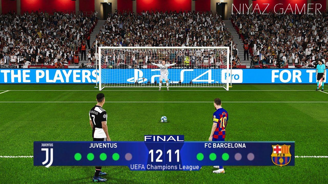 PES 2020 UEFA Champions League Final