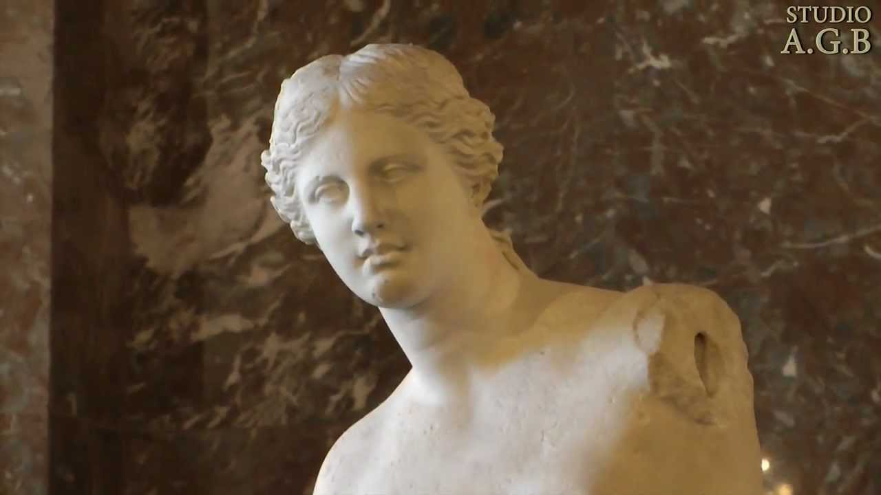 The Louvre - Nude World Masterpieces - YouTube