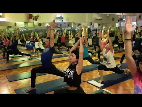 Bai tap noi luc Hatha yoga Asana 12/12/2017