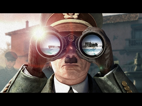 SNIPER ELITE 4 HITLER DLC MISSION - Walkthrough Gameplay & Ending (Campaign)