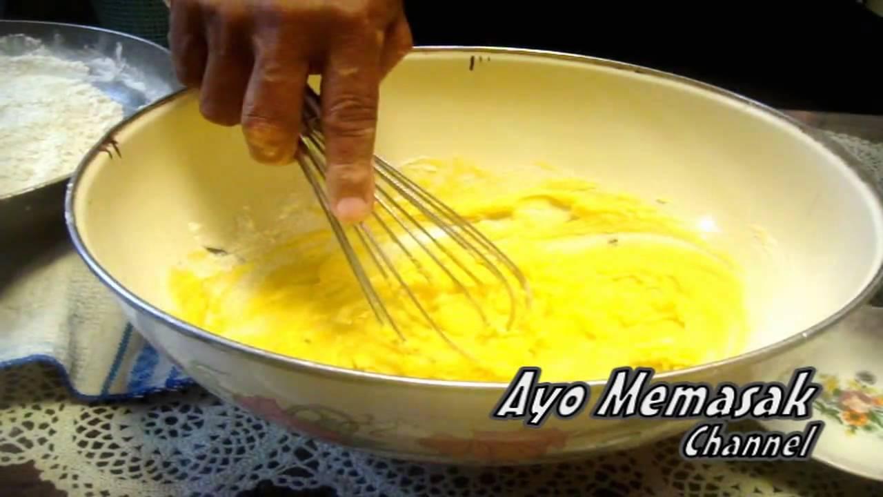 Resep Dan Cara Membuat Kue Bangkit Susukue Kering Lebaran