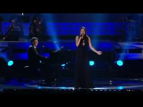 Somewhere (There's A Place For Us) - Katharine McPhee Con David Foster