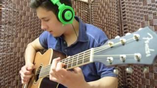 ДЕНЬ ПОБЕДЫ на гитаре аранжировка Eiro Nareth В исполнении Radomir Kormack Песня к 9 МАЯ