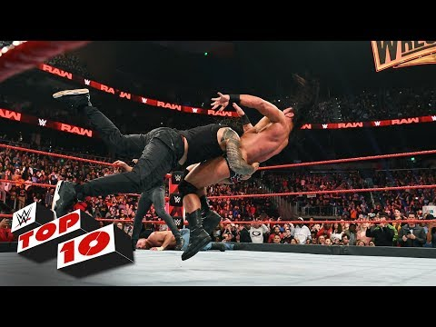 Top 10 Raw moments: WWE Top 10, February 25, 2019