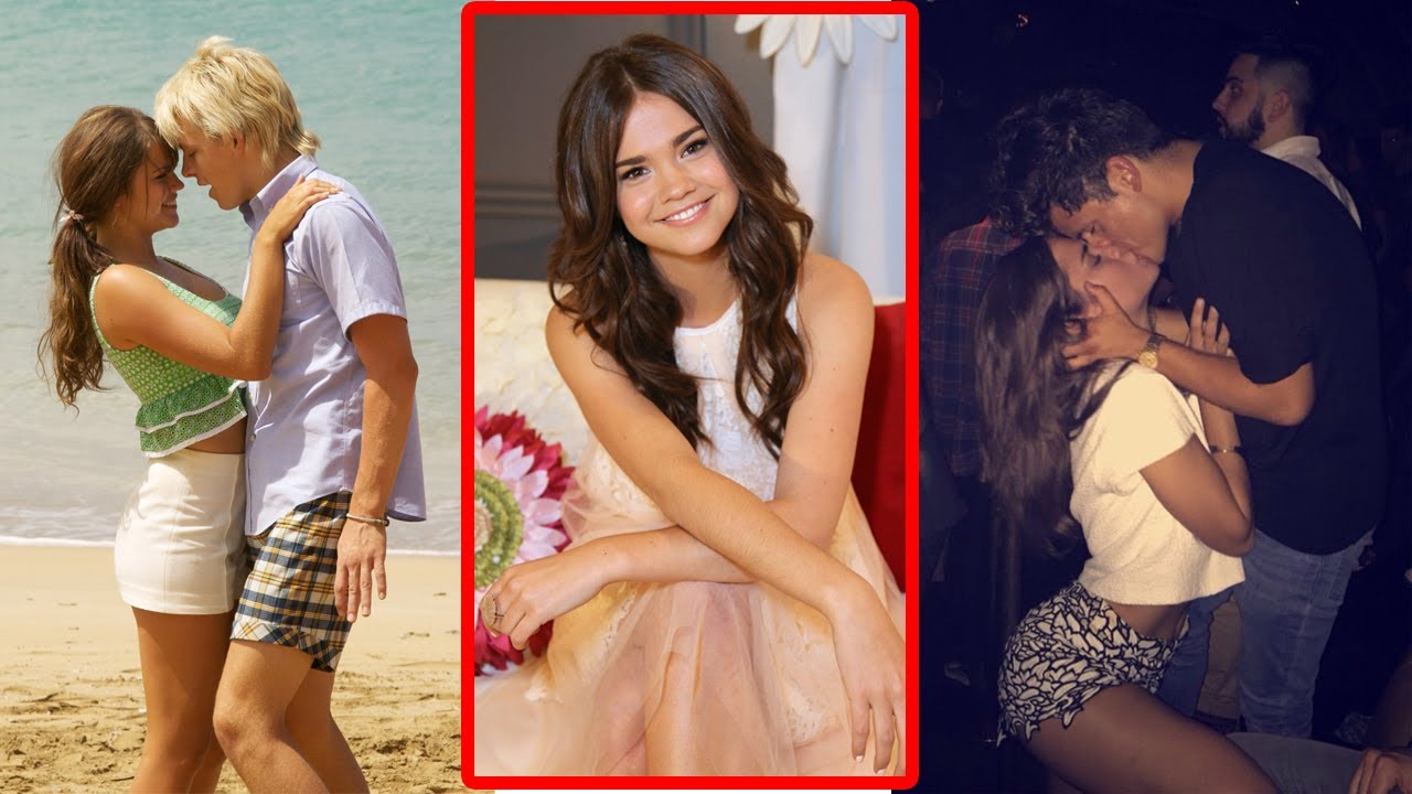 Boys Maia Mitchell Has Dated - Star News - YouTube