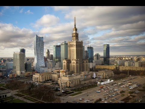 Warsaw city trip 2017