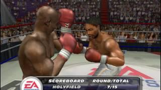 Evander Holyfield vs Lennox Lewis - Knockout Kings 2003