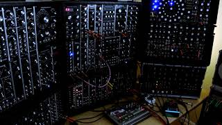 experimental / industrial / techno / modular jam session