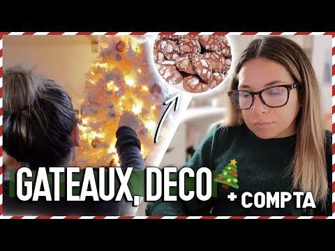 ♡-deco,-gateaux-&-compta-🎄jour-7/9-vlogmas