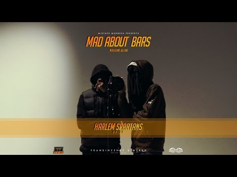Bis X MizOrMac (Harlem Spartans) - Mad About Bars w/ Kenny [
