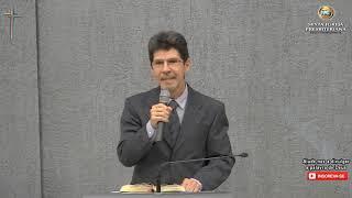 Mateus 8.5-13 - A sua palavra basta - Pr. Tiago Lang 23-08-2020