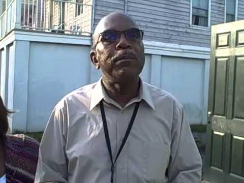 Al Miller Tour Guide of Charleston Black History