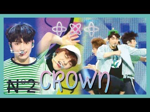 [HOT] TXT-  CROWN  , 투모로우바이투게더 - 어느날 머리에서 뿔이 자랐다 Show Music core 20190316