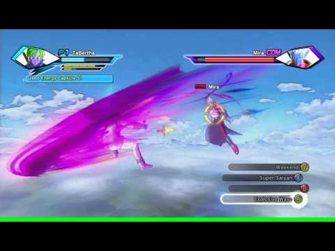 Dragon Ball Xenoverse-Episode 29- Mira Why?
