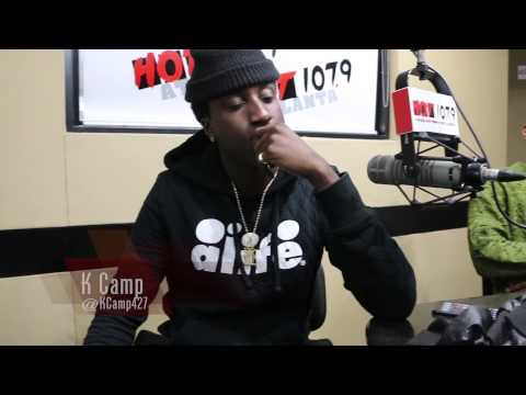 K Camp states his opinion on the current events in Mckinney Texas