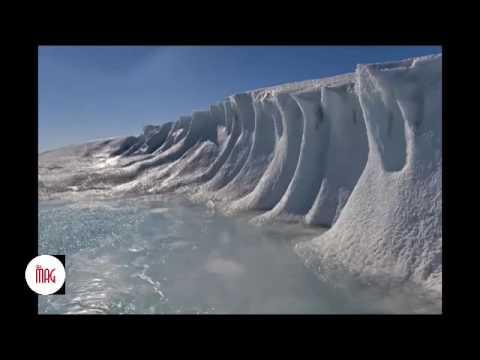 Cosa c'è al di là del Polo Sud? - Antartide: la prova, che la Terra è piatta. (Sub.ita)