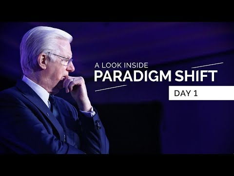 A Look Inside Paradigm Shift   Day 1