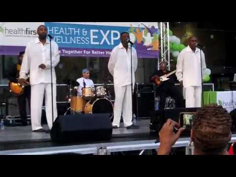 THE DELFONICS REVUE 2017 (Concert in Harlem N.Y.)
