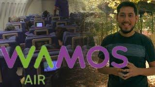 Video Experiencia con WAMOS AIR (LOW COST) download MP3, 3GP, MP4, WEBM, AVI, FLV Juni 2018