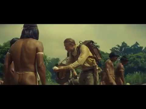THE LOST CITY OF Z - Charlie Hunnam Book Reading Featurette