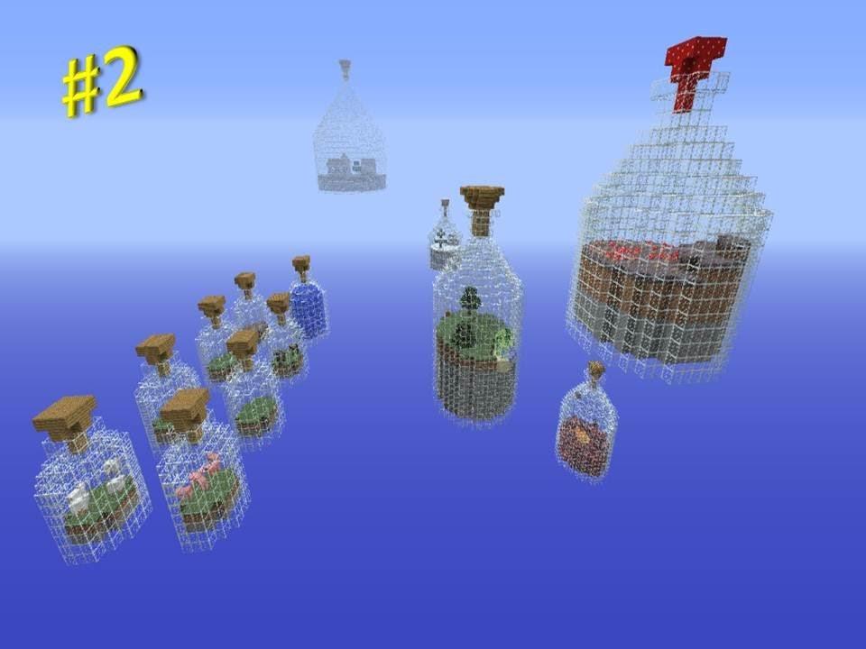 world in jar на майнкрафт pe #4