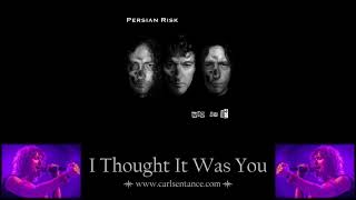 I Thought It Was You - Carl Sentance