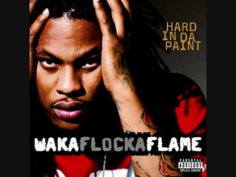 Waka Flocka - Hard In Da Paint [Dirty]