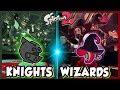 Download Lagu ABM: Knights Vs Wizards !! SPLATOON 2 SPLATFEST !! ᴴᴰ