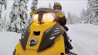 2014 Ski doo MXZ XRS
