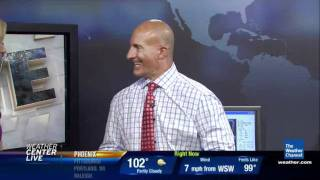 The Weather Channel / Specials / Cantore's 30th Anniversary / Top 5 Moments