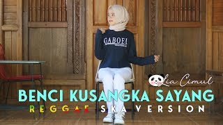 BENCI KUSANGKA SAYANG (Reggae Ska Version) TERBARU ! Jheje Project