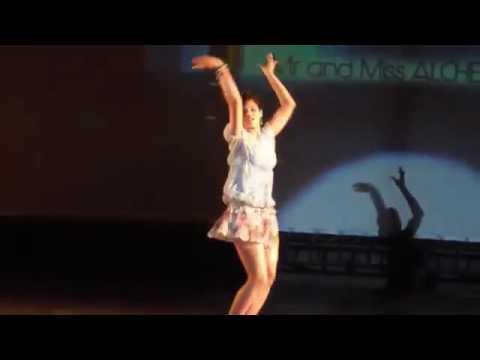 IIT guwahati girls dance hips in shakira song