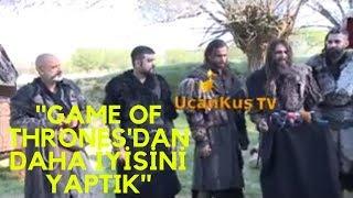 Osmanlı Ordusunun ''Deliler''i Film Oldu! Bomba Gibi Geliyor!